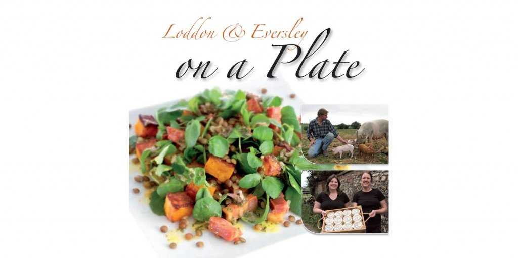 Loddon and Eversley Recipe Book
