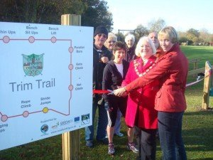 Trim Trail Open Day3